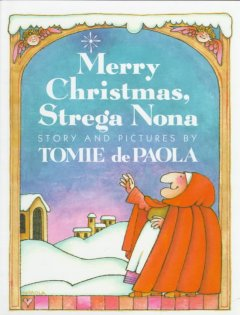 Merry Christmas, Strega Nona cover image