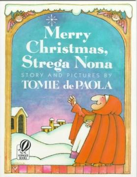Merry Christmas, Strega Nona cover image