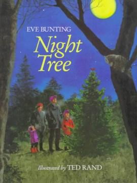 Night tree cover image