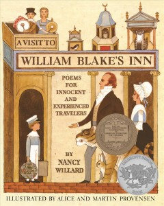 A visit to William Blake's inn : poems for innocent and experienced travelers cover image
