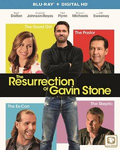 The resurrection of Gavin Stone [Blu-ray + DVD combo] cover image