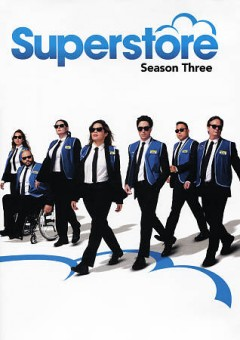 Superstore. Season 3 cover image