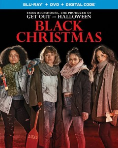 Black Christmas [Blu-ray + DVD combo] cover image