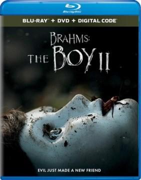 Brahms [Blu-ray + DVD combo] the boy II cover image