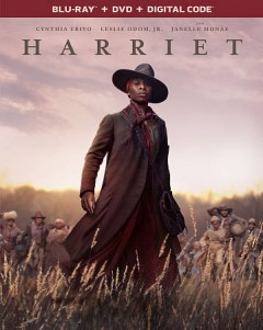 Harriet [Blu-ray + DVD combo] cover image