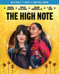The high note [Blu-ray + DVD combo] cover image