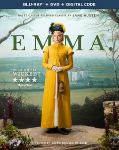 Emma [Blu-ray + DVD combo] cover image
