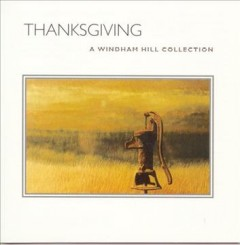 Thanksgiving a Windham Hill collection cover image