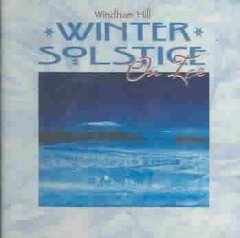 Winter solstice on ice cover image