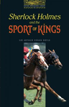 Sherlock Holmes and the sport of kings cover image