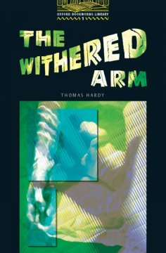 The withered arm cover image