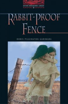Rabbit-proof fence cover image