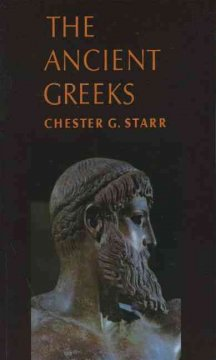 The ancient Greeks cover image