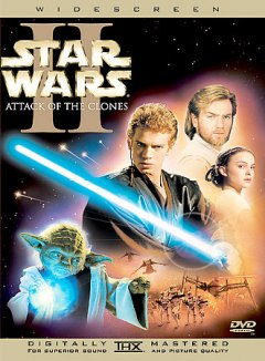 Star wars. Episode II, Attack of the clones cover image