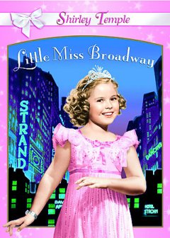 Little Miss Broadway cover image