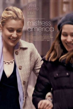 Mistress America cover image