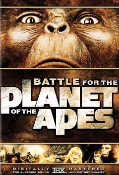 Battle for the planet of the apes cover image