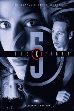 The X-files. Season 5 cover image