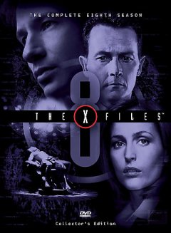 The X-files. Season 8 cover image