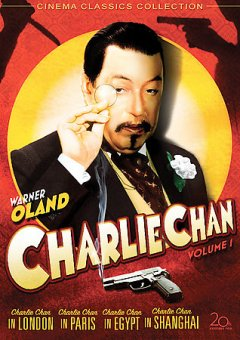 Charlie Chan in Paris cover image