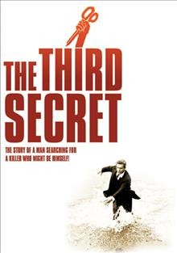 The third secret cover image