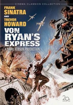 Von Ryan's Express L'express du Colonel Von Ryan cover image