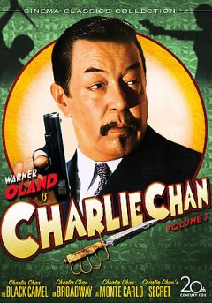 Charlie Chan in The black camel cover image
