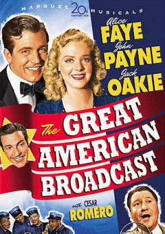 The great American broadcast cover image