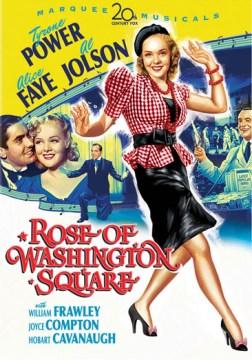 Rose of Washington Square cover image