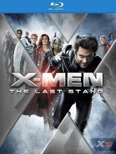 X-men. The last stand cover image