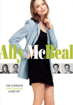 Ally McBeal. Season 1 cover image