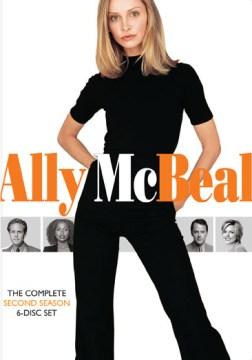 Ally McBeal. Season 2 cover image