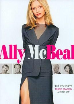 Ally McBeal. Season 3 cover image