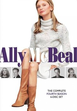 Ally McBeal. Season 4 cover image