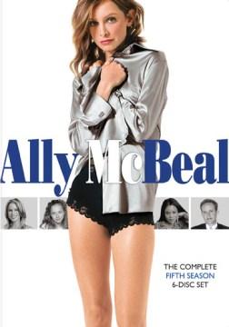 Ally McBeal. Season 5, the final season cover image