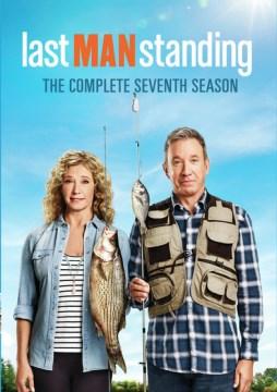 Last man standing. Season 7 cover image