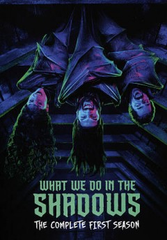 What we do in the shadows. Season 1 cover image