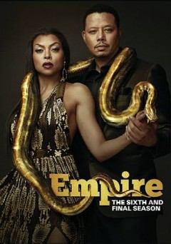Empire. Season 6 cover image