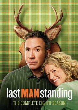 Last man standing. Season 8 cover image