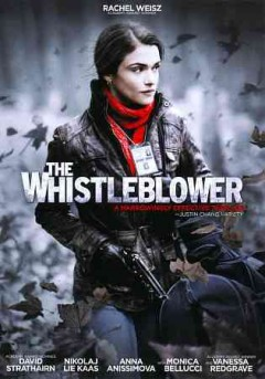 The whistleblower cover image