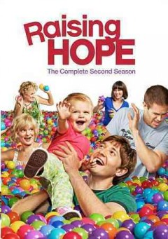 Raising Hope. Season 2 cover image
