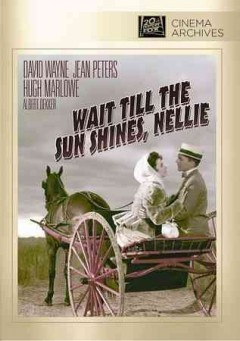 Wait till the sun shines, Nellie cover image