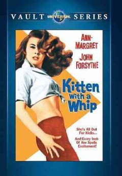 Kitten with a whip cover image