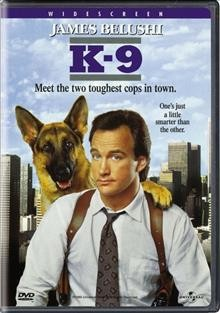 K-9 cover image