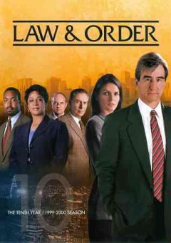 Law & order. Season 10 cover image