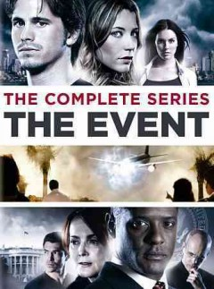 The event. The complete series cover image