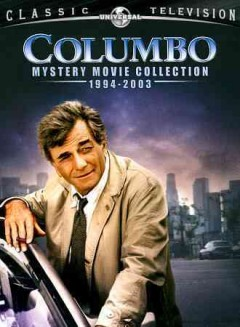 Columbo mystery movie collection 1994-2003 cover image