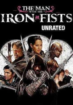 The man with the iron fists cover image