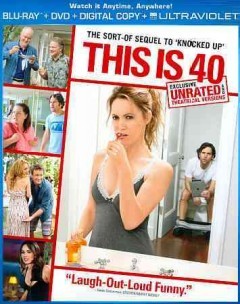 This is 40 [Blu-ray + DVD combo] cover image
