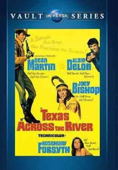 Texas across the river cover image